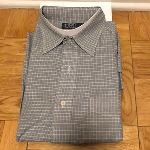 Polo Ralph Lauren 'Andrew' Button Down, 16.5 34/35